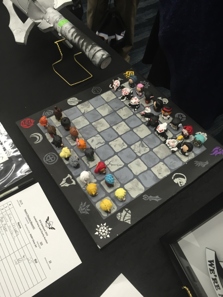 I really wanted that RWBY chess set :(
