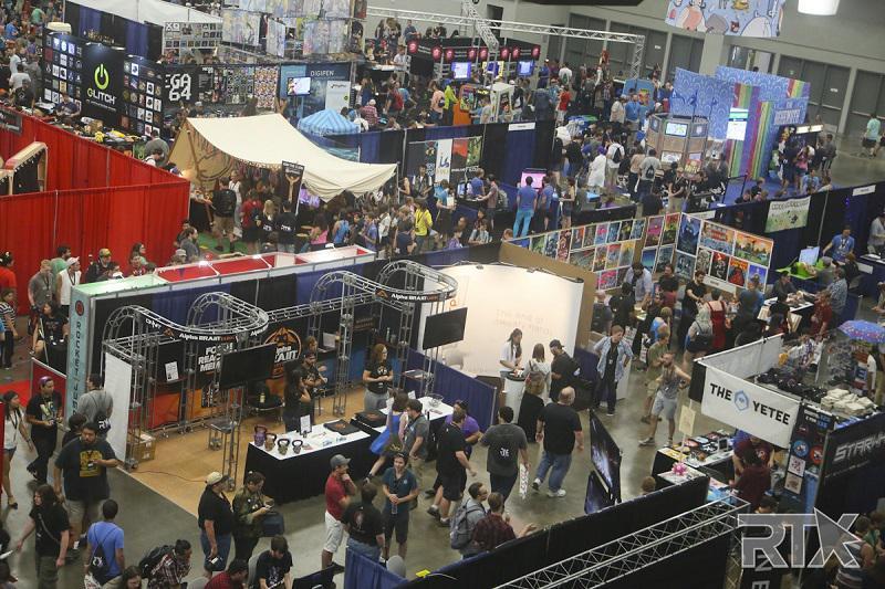 Rtx Convention 2015