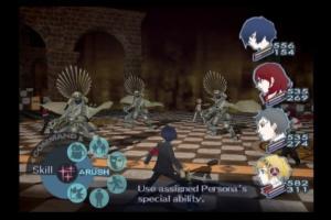 Persona3_battlescreen