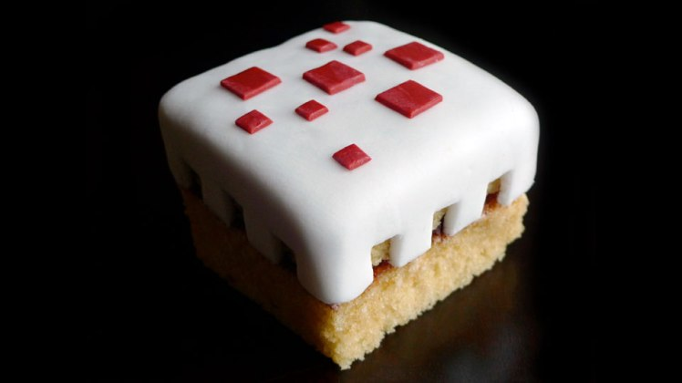 Video-Game-Cake-Minecraft
